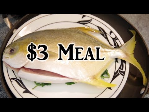 Make a $3 Fresh Seafood Meal