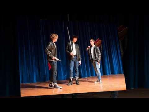 2018-03-24 West Henderson High School Musical Grease