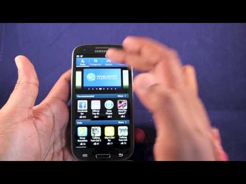 Samsung Galaxy S3 S Suggests