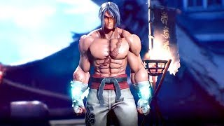 FIGHTING EX LAYER - 11 Minutes of Gameplay New Fighting Game 2018 (PS4)