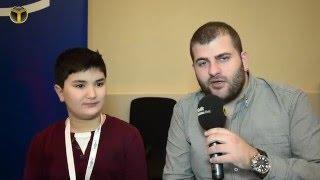 Genç Mucit Eray Aktokluk ile Konuştuk