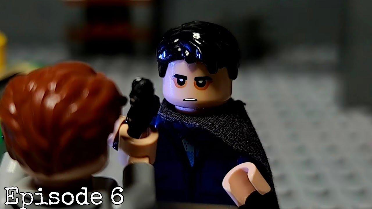 LEGO Zombie and Psychopath (episode 6) 레고 좀비 그리고 사이코패스 (6화:살인 충동)