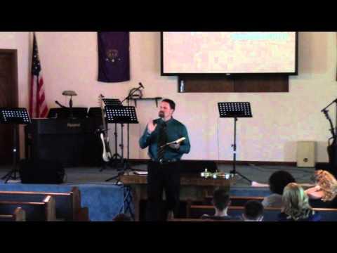 Jesus Center / A Touchable Jesus  4 24 16