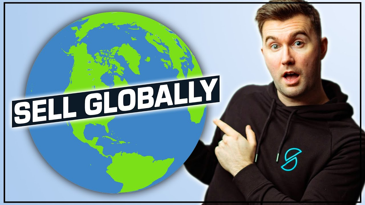 How To Start Selling GLOBALLY Using Amazon FBA | Exactly What You NEED! 🌍