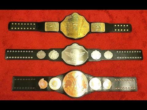 UNDISPUTED BELTS CUSTOM BELT REVIEW Championship belt ...