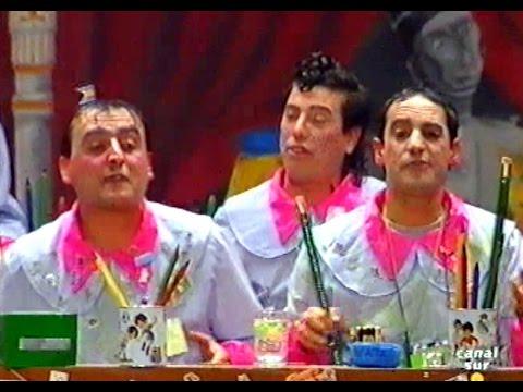 Chirigota. Una Chirigota con Clase | Actuación Completa en la FINAL | Carnaval de Cádiz 1996