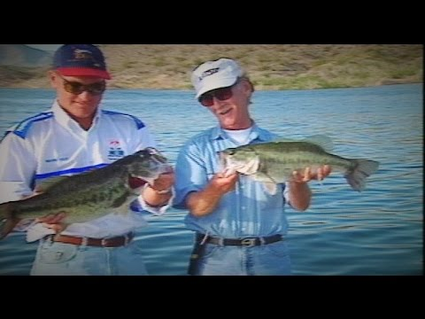 Mark kyle tounament pro and arizona fishing guide goes for Arizona fishing guides