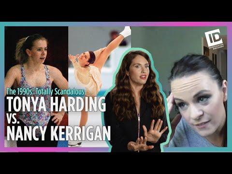 Inside the Icy Tonya-Nancy Rivalry with Blossom's Jenna von Oy | The 1990s: Totally Scandalous