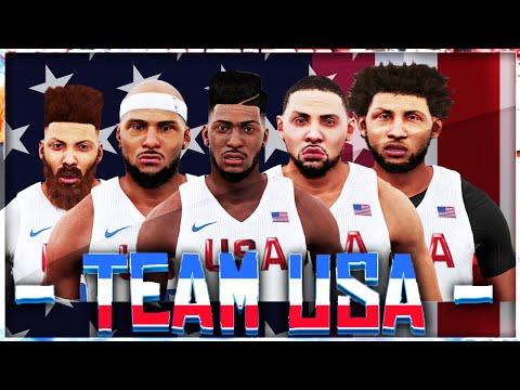 NBA 2k16 MyCareer Olympics #3 | LOBS EVERYWHERE | INBOUND JUICE TO THE HOOP | JuiceMan
