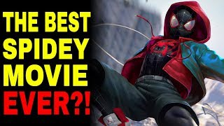 Spider-Man Into The Spider-Verse Review (Spoiler Free)