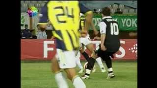 2006 Fortis Türkiye Kupası Final Maçı Fenerbahçe 2 - Beşiktaş 3 Geniş özeti