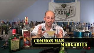 How To Make The Common Man Margarita