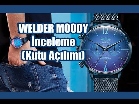 Welder Moody İnceleme WWRC 1006 (Kutu Açılımı)