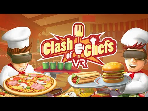 Clash of Chefs VR - Official Trailer