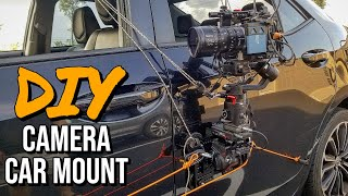 Build a Reliable DIY Camera Car Mount | Filmmaking Tutorial