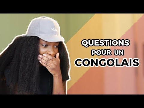 Un test pour les Congolais ? | CONGO BRAZZAVILLE CULTURE
