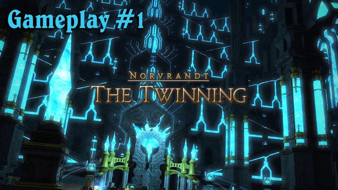 FFXIV: Shadowbringers Gameplay - 01 - Dancer - The Twinning