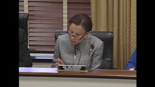 March 14, 2018 Legislative Markup