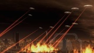 THE AMAZING UFO BATTLE OVER NUREMBERG GERMANY 1561 HD