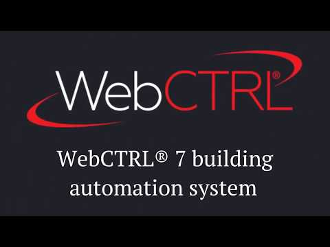 WebCTRL® 7 Building Automation System Custom Reporting Tools