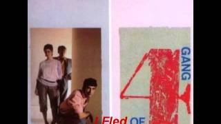 Watch Gang Of Four I Fled video