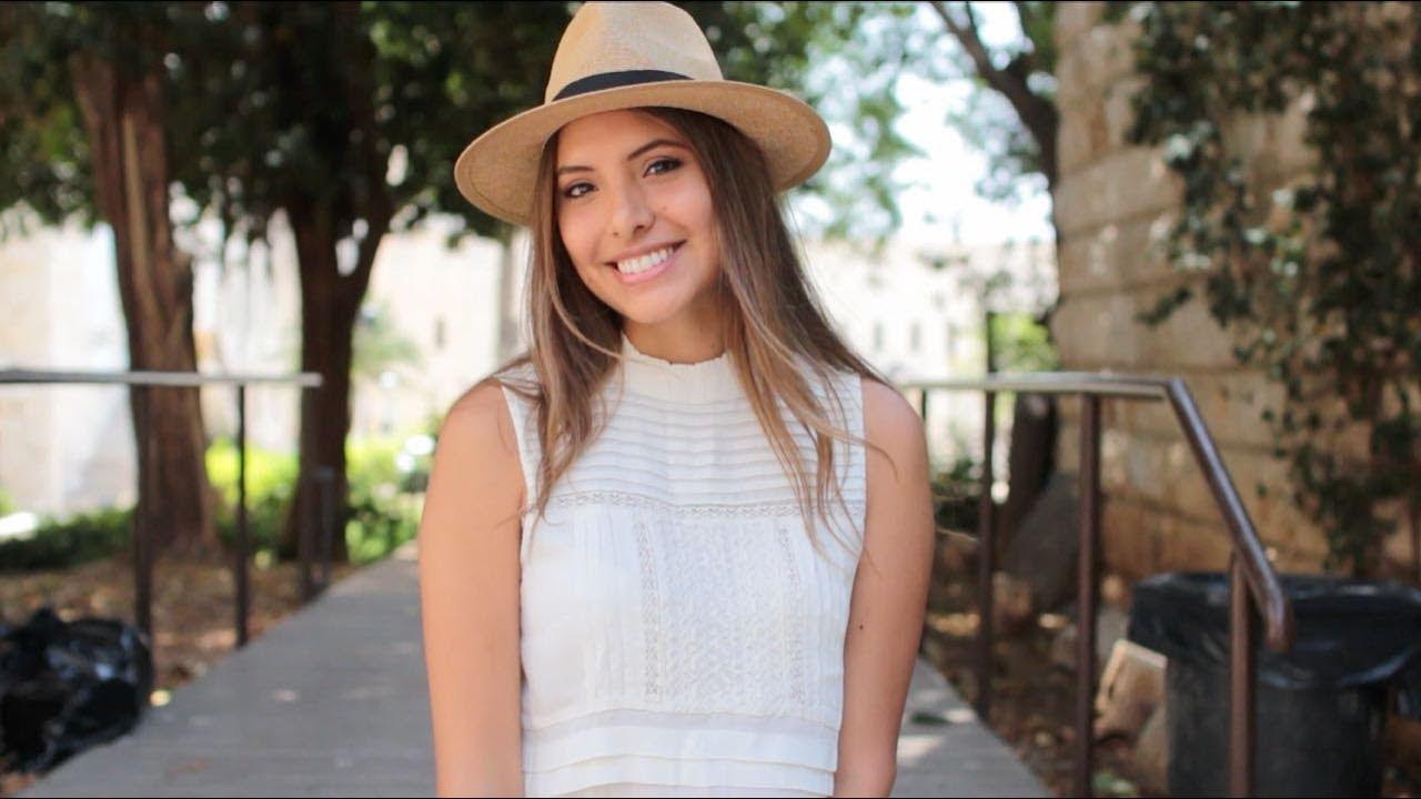 VLOG JERUSALEM Y NAZARETH | VALERIA BASURCO | ValeriaVlogs