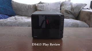 Synology DS415 Play /Seagate NAS drive Review [Redux]