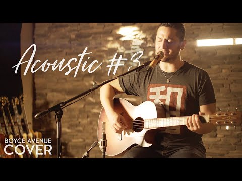 Goo Goo Dolls - Acoustic #3 (Boyce Avenue acoustic cover) on Spotify & Apple