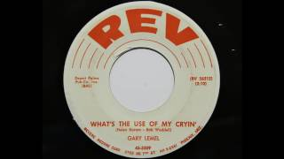 Gary Lemel - What's The Use Of My Cryin' (REV 3509)