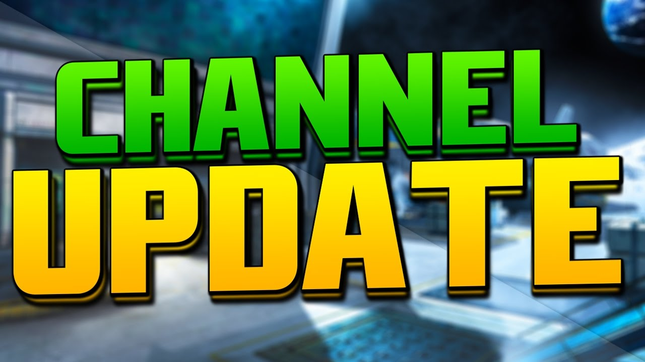 Channel Update: QnA?, Future Content, and More! (Infinite Warfare) - Hope you guys enjoyed the video, leave a like if you did!