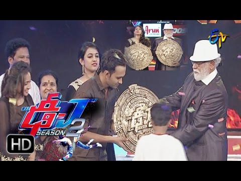 Dhee Juniors2 - 11th May 2016 - ఢీ జూనియర్స్2 – Grand Finale - Full Episode
