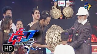 Dhee Juniors2 - 11th May 2016 - ఢీ జూనియర్స్2 - Grand Finale - Full Episode