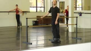 Sergii Pre-professional Ballet Class