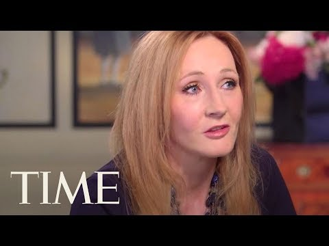 J.K. Rowling Wrote A Secret Fairy Tale On Her Party Dress But Will She Ever Publish It? | TIME