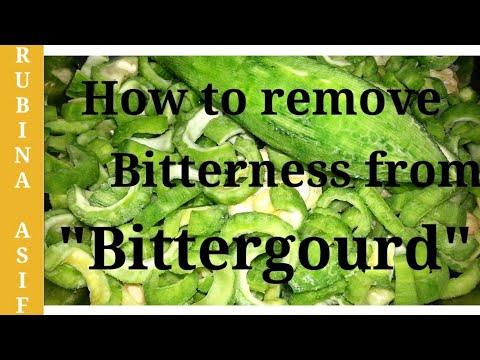 Karele Ki Karwahat | How to remove Bitterness From Bitter gourd
