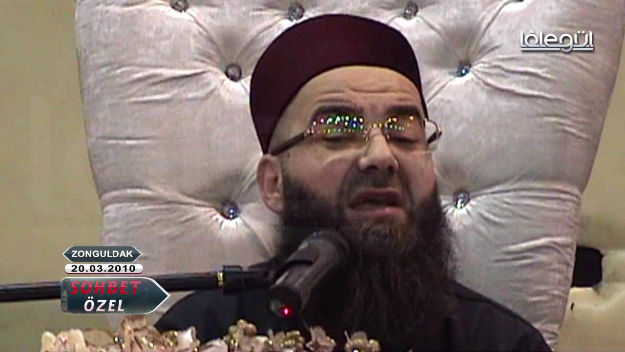 20 Mart 2010 Tarihli Zonguldak Sohbeti - Cübbeli Ahmet Hoca Lâlegül TV