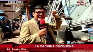 El Baratillo de Santiago: La cachina más grande y antigua del Cusco