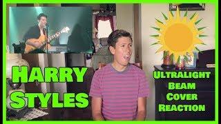 "Harry Styles - ""Ultralight Beam"" Live At Secret London Show (Reaction)"