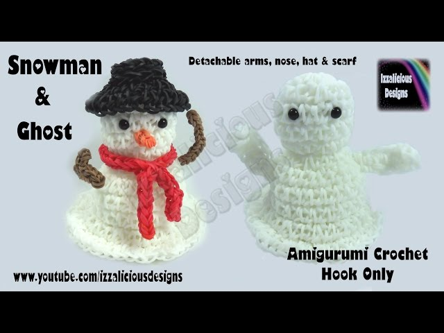Cuddle Me Snowman amigurumi pattern - Amigurumi Today | 480x640