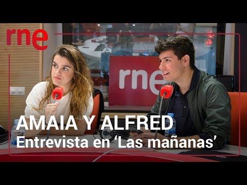AMAIA y ALFRED visitan 'Las mañanas de RNE' | Entrevista