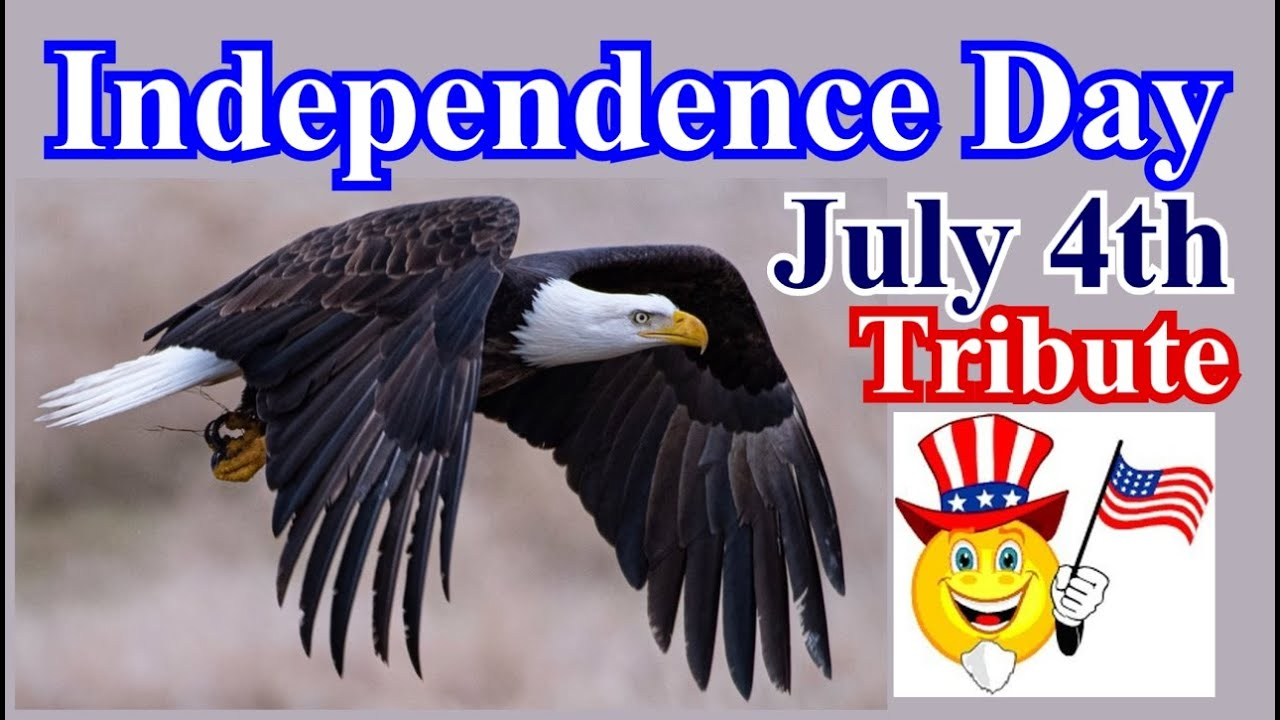 America Newscape Patriotic Observance - July 4th, 2020  Independence Day