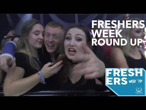 FRESHERS WEEK 2017   NSU/TV