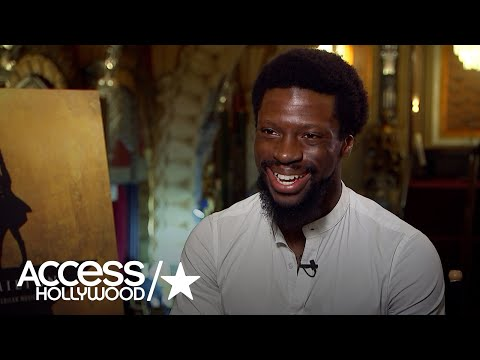'Hamilton' Cast Takes The 'Who Said It?' Challenge! | Access Hollywood