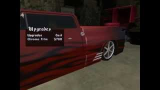 Pimp My Ride [Slamvan] Gta San Andreas
