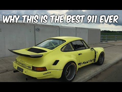 Porsche Carrera 911 RSR  - My all time favourite and best sounding 911
