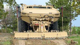 10 Veículos Blindados Especiais mais Surpreendentes do Mundo. Parte 2