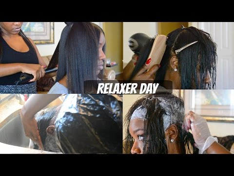 The Journey | Relaxer Day! Start to Finish | Season 1 Episode 3 #WILMRH
