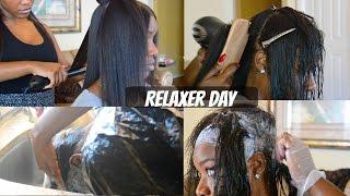 The Journey | Relaxer Day! Start to Finish | Season 1 Episode 3 #WILMRH