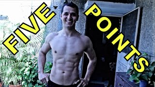 How To Increase Testosterone Levels Naturally (5 Points)