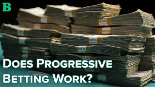 Progressive Betting at Blackjack: Does it Work?